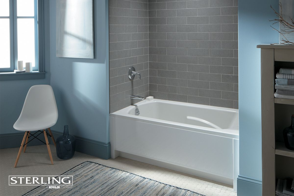 For a blissful bathroom, replace your tired tub with a Sterling ...