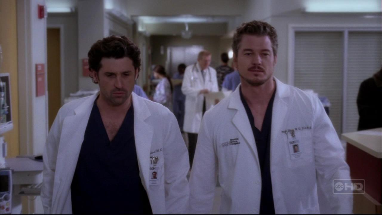 Grey's Anatomy Derek Shepherd The Guys Of Grey's Anatomy