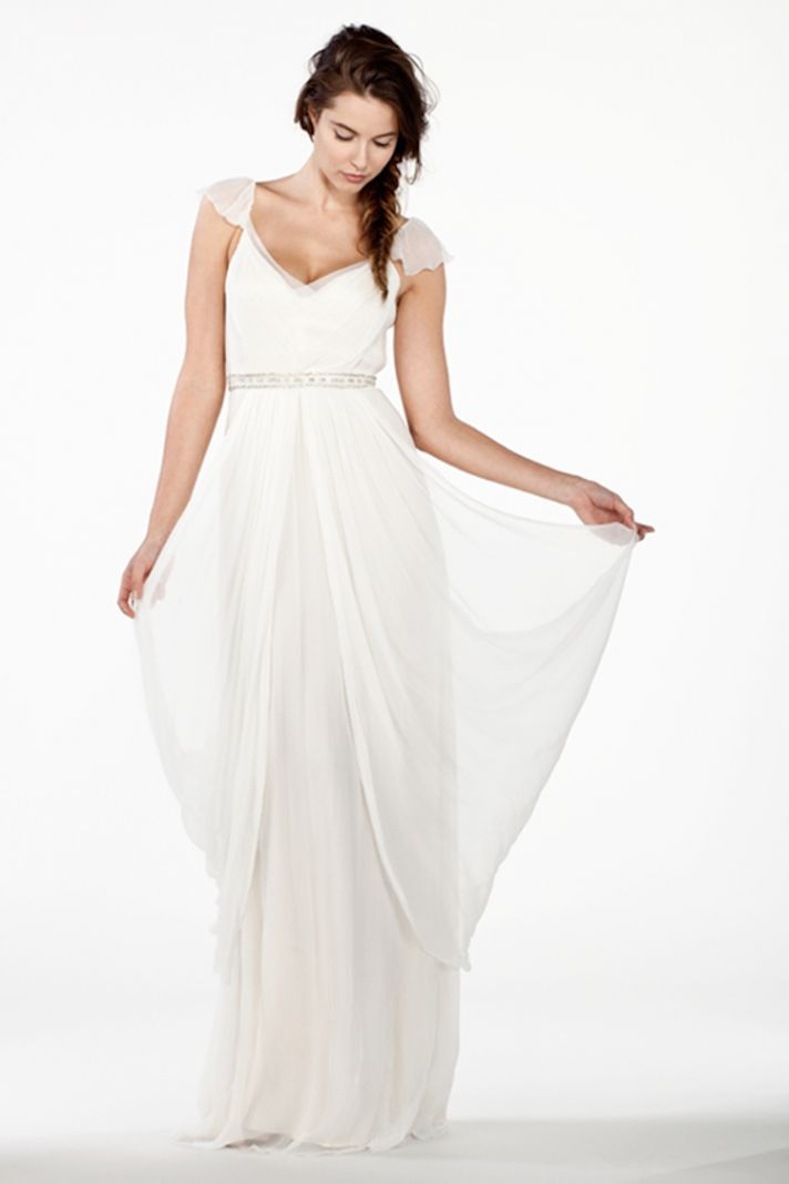Romantic and Ethereal Wedding Gowns from Saja Wedding   Ethereal ...