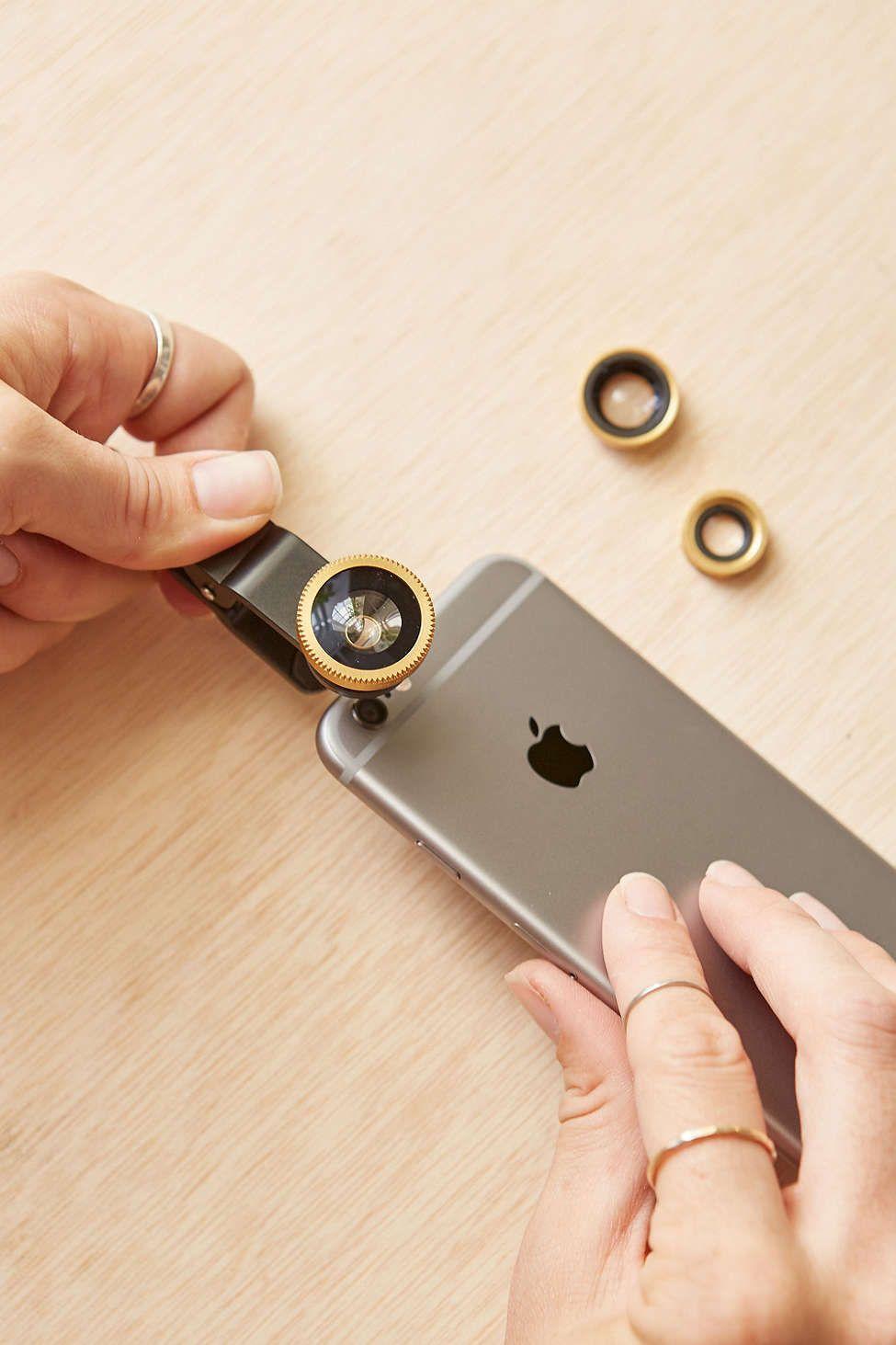 Ensemble de lentilles amovibles | Pinterest