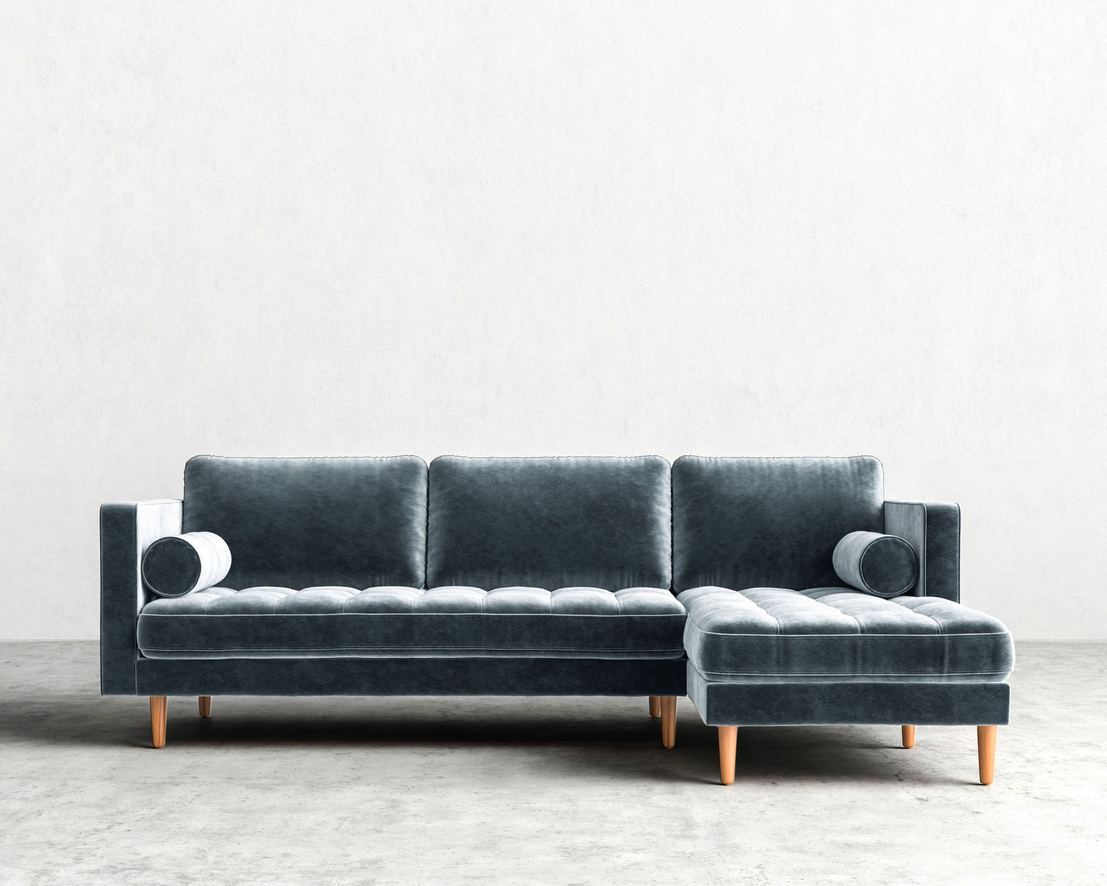 Luca Sectional Sectional Sofa Couch Modern Sectional Furniture
