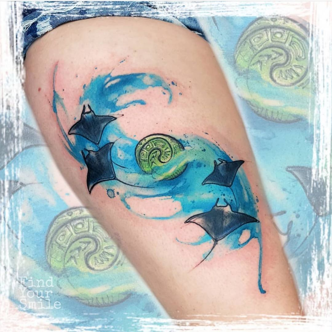Disney Tattoos On Instagram Isneytatts Presents It Calls
