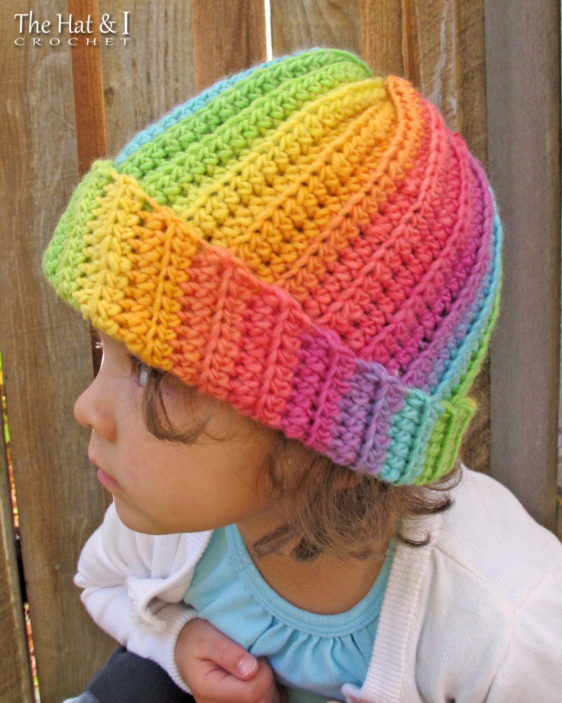 Crochet pattern lollipop swirl colorful crochet slouchy hat crochet pattern lollipop swirl a crochet slouchy hat pattern in 5 sizes infant bankloansurffo Gallery