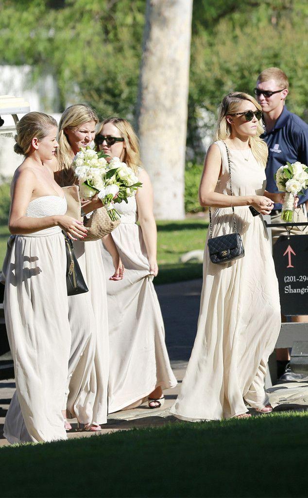 Lauren Conrad Was A Beautiful Bridesmaid See The Photos Bridesmaid Beautiful Bridesmaids Bridesmaid Dresses