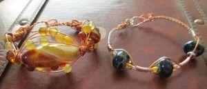 Jewelry Making - Wire Braided Bracelet - Free Class - Beads in Wonderland