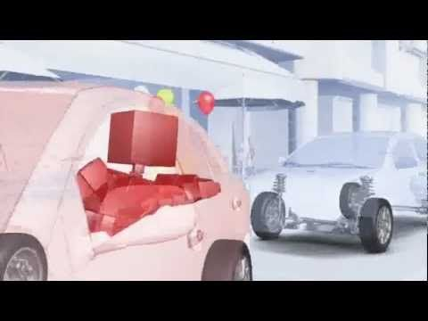 Toyota Safety Technology Parking Assist