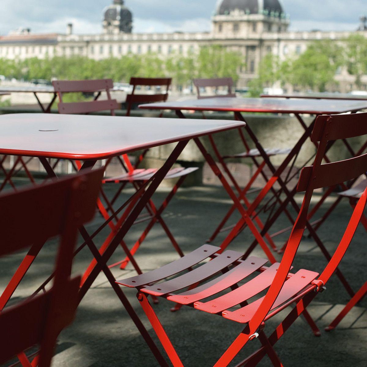 Fermob - Bistro Stuhl und Tisch | Gartenmöbel | Pinterest | Bistro ...