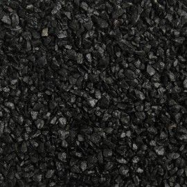 Black Basalt Chippings Decorative Chippings 10mm And 20mm Stone Decor Luxury Garden Furniture