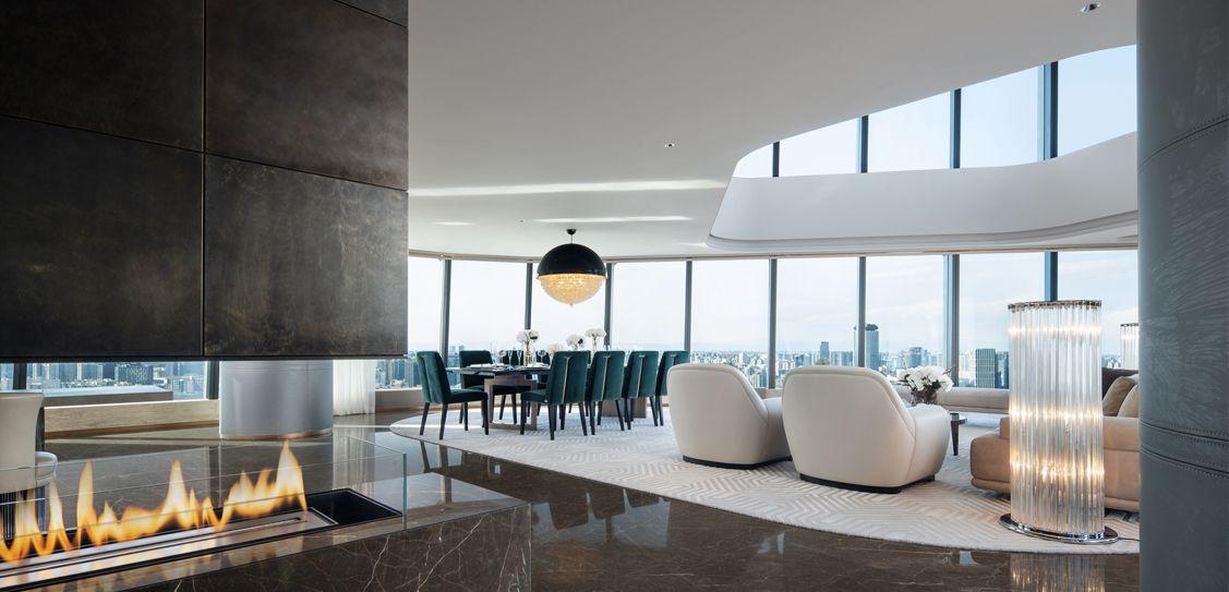 2020 Win Awards Entry One Sanlitun Fendi Cheng Chung Design Luxury Interior Design Apartment Design Interior Design Styles