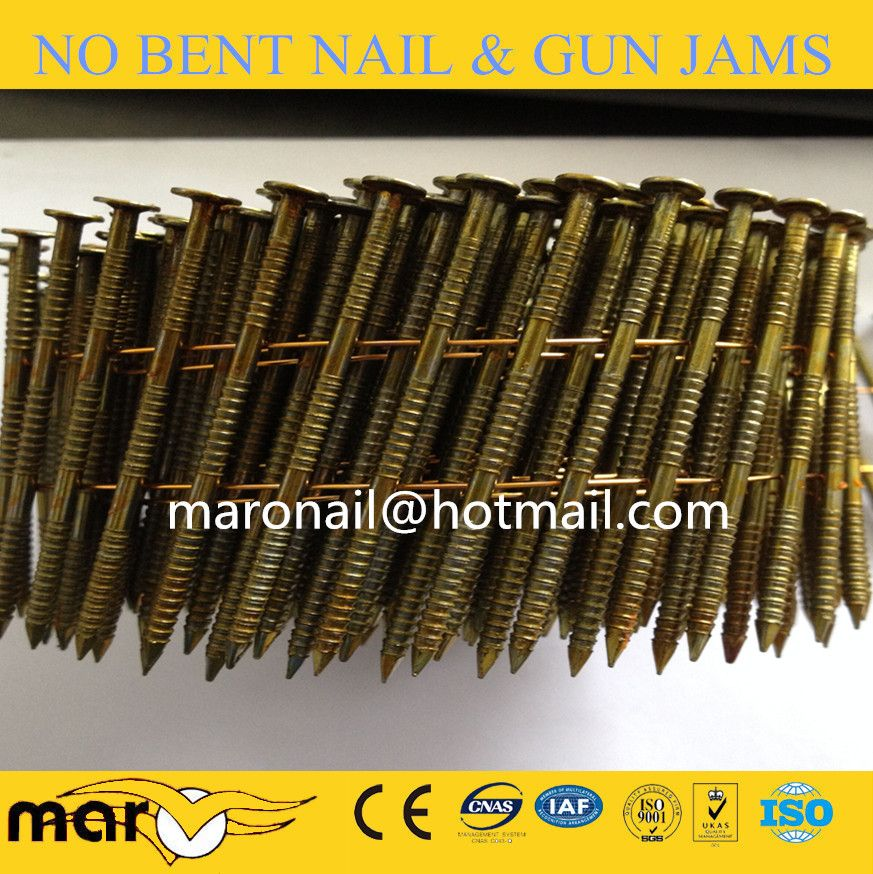 Gauge 14 Coil Nail Product Roofing Nails Fence Nails Nails