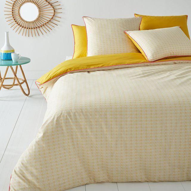 linge de lit imprimé, agrumo | housses de couette, couettes et housses