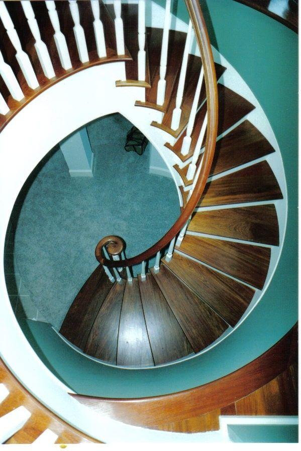 Best Brazilian Cherry Stairway Stairways Stairs Entry Stairs 400 x 300