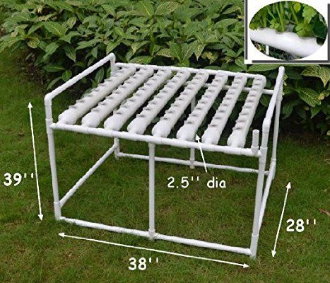 Hydroponic Site Grow Kit Ebb And Flow Deep Water Culture Garden Canada 72 Holes Item 141053 Hydroponics Diy Hydroponic Gardening Hydroponic Farming