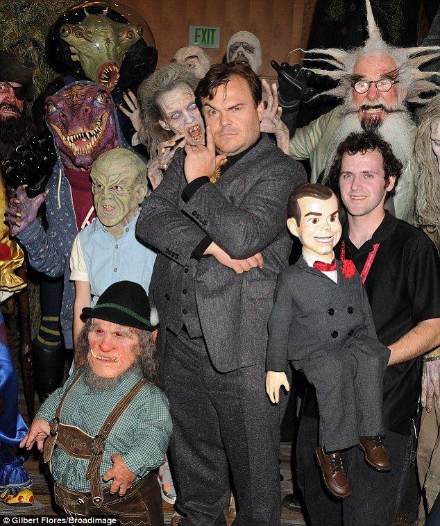 GOOSEBUMPS MOVIE 2015 image gallery release date
