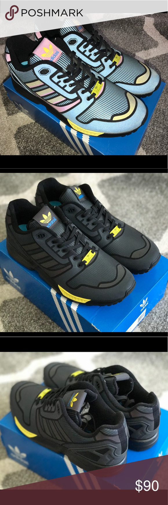 online store 128d8 5388b Adidas ZX Flux b54176 Sz 11 Brand new! These have never been ...