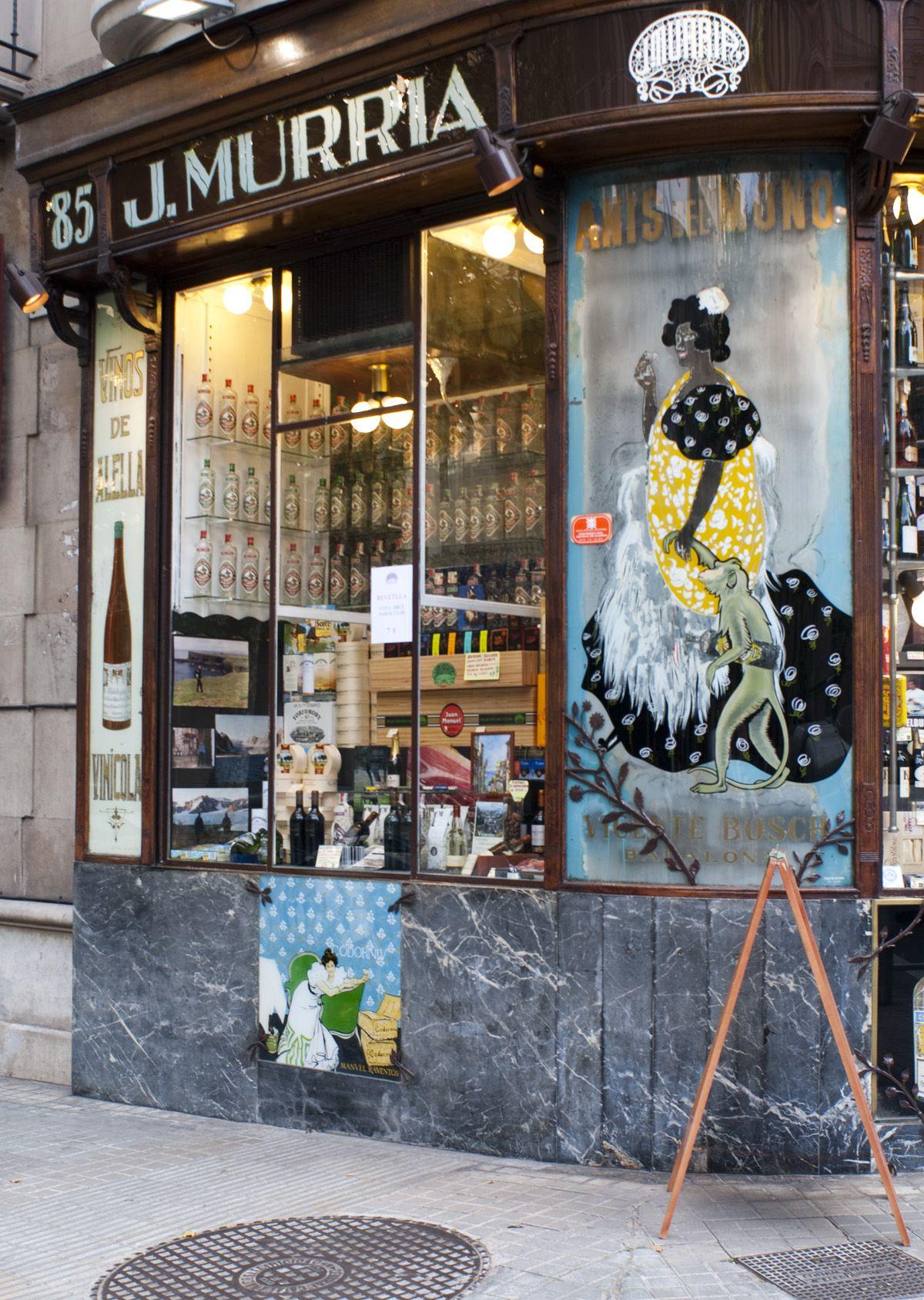 Colmado Murria, Barcelona