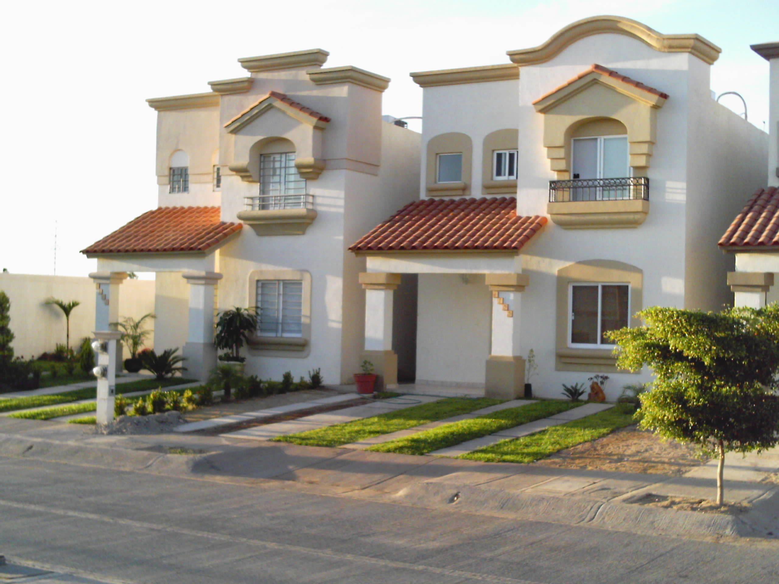 Pin de yrama hern ndez en porshe house house styles y for Fachada de casas modernas