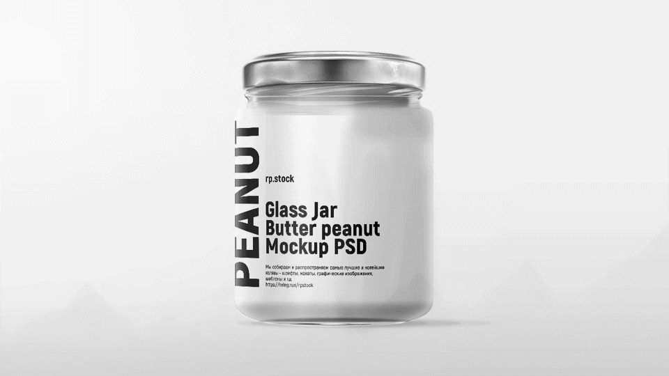 Glass Jar Free Mockup Pinspiry Glass Jars Jar Free Mockup