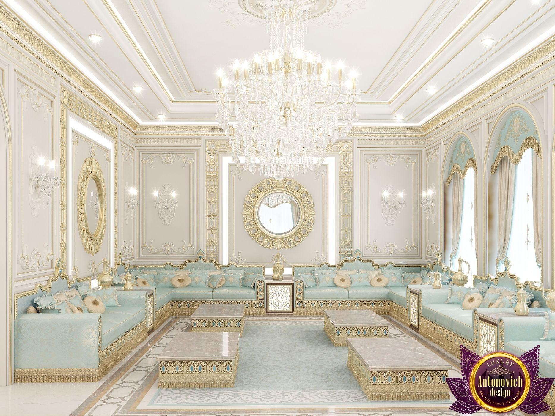Majlis Interior Design In Dubai Luxury Lady Majlis Design Photo 2 Arabic Pinterest