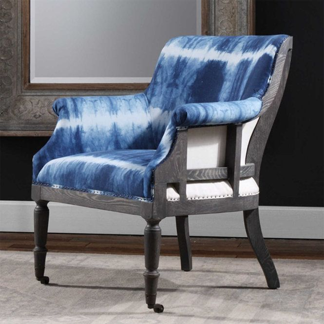 Jackson Accent Chair Modern Design In Leather Or Fabric Scan