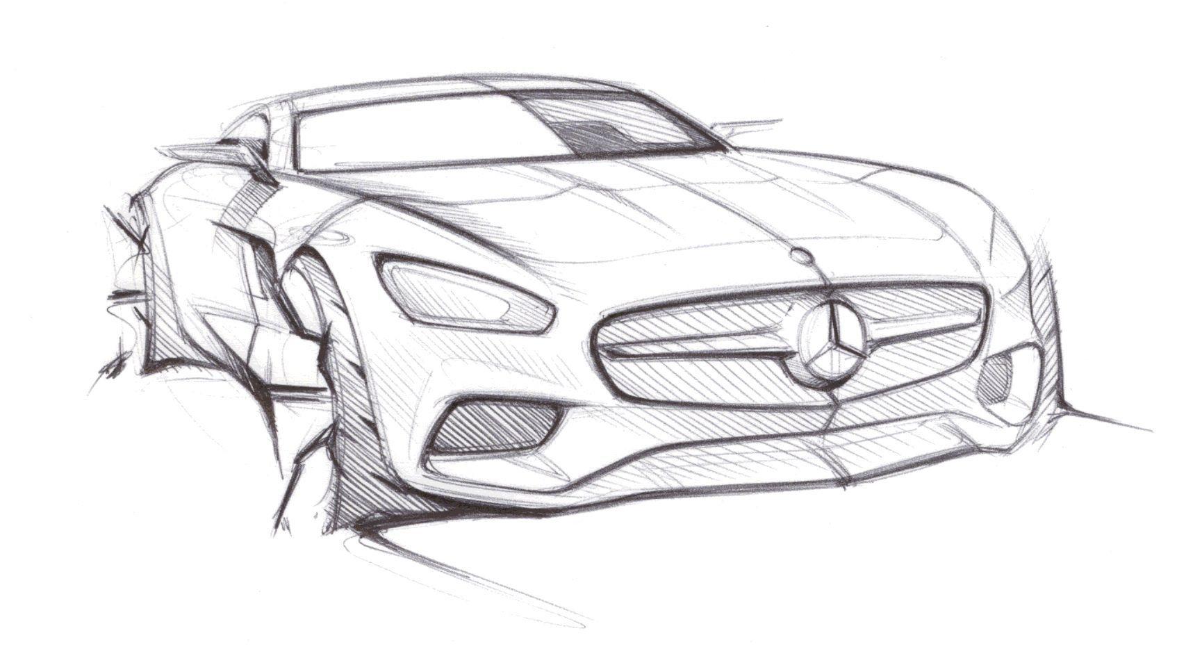 Unser Erstkontakt mit dem Mercedes-AMG GT: Weltpremiere am 09 ...