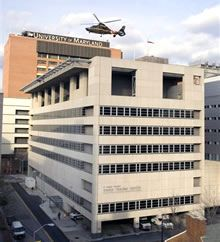 University of Maryland Shock Trauma Center - best in the ...