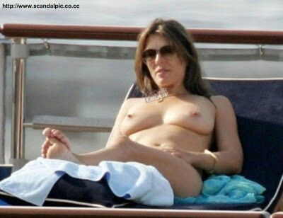 Elizabeth hurley naked videos — photo 6