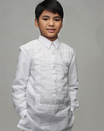 A Collection Of Rong Tagalog And Filipiniana Dress For Kids