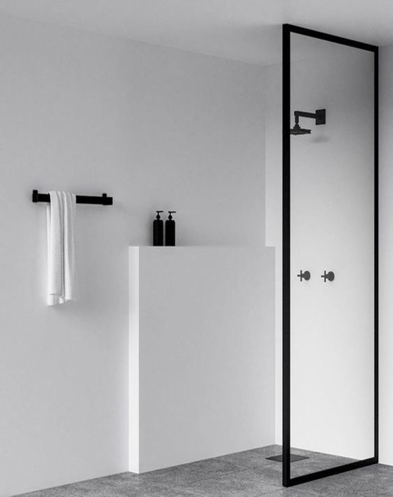10 Minimalist Bathroom Of Your Dreams ~ Matchness.com #dreambathrooms