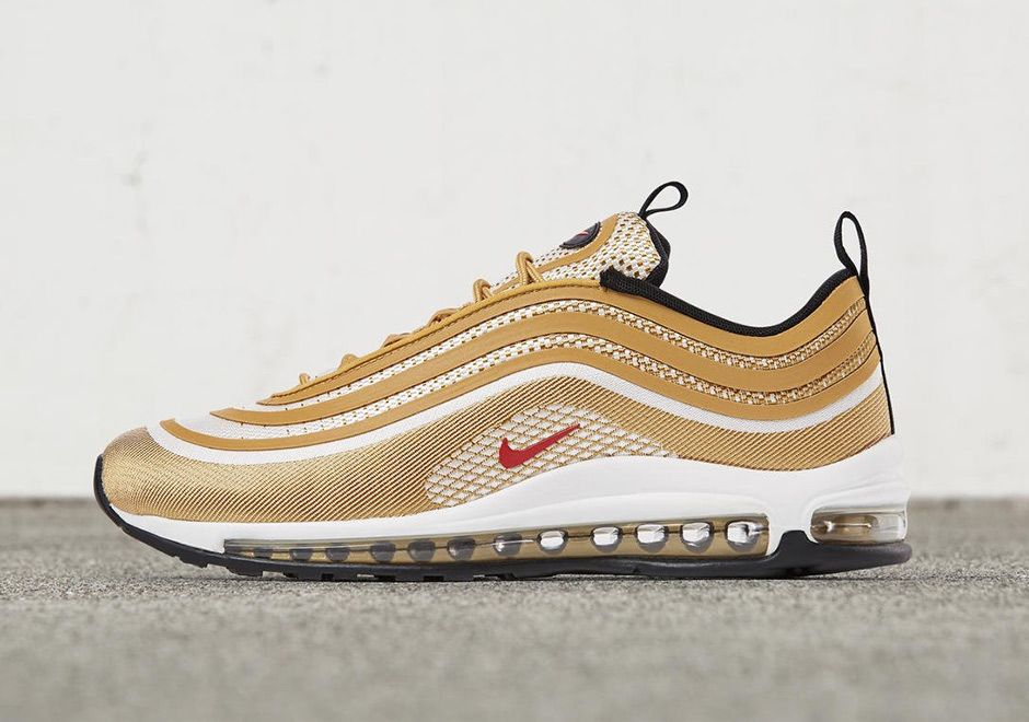 'Metallic Gold' Nike Air Max 97 in Updated Build - EU Kicks: Sneaker  Magazine