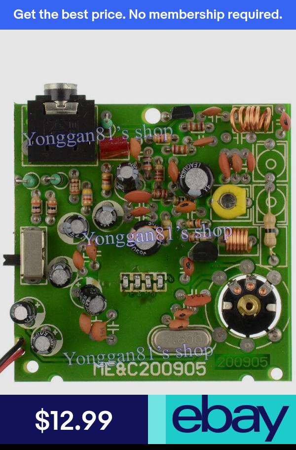 Ebayham Radio Transmitters Consumer Electronics Ebay Transmitter