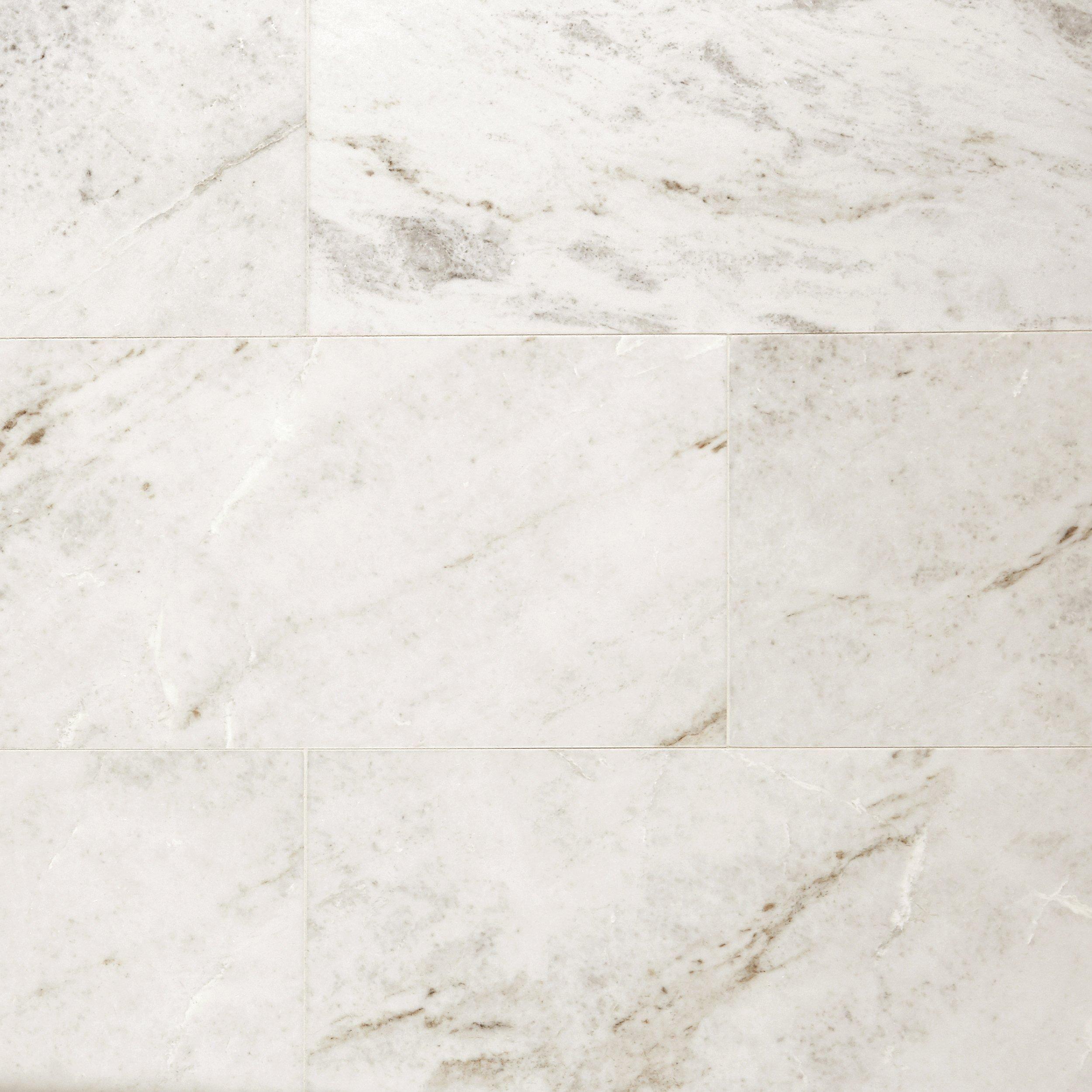 Bianco Orion Polished Marble Tile Floor Decor Polished Marble Tiles Marble Tile Stone Look Tile