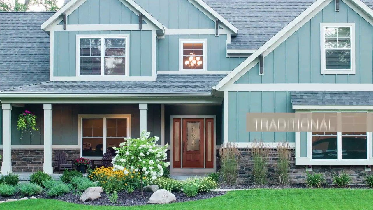 ThermaTru Home Styles Guide u Traditional ThermaTru offers doors
