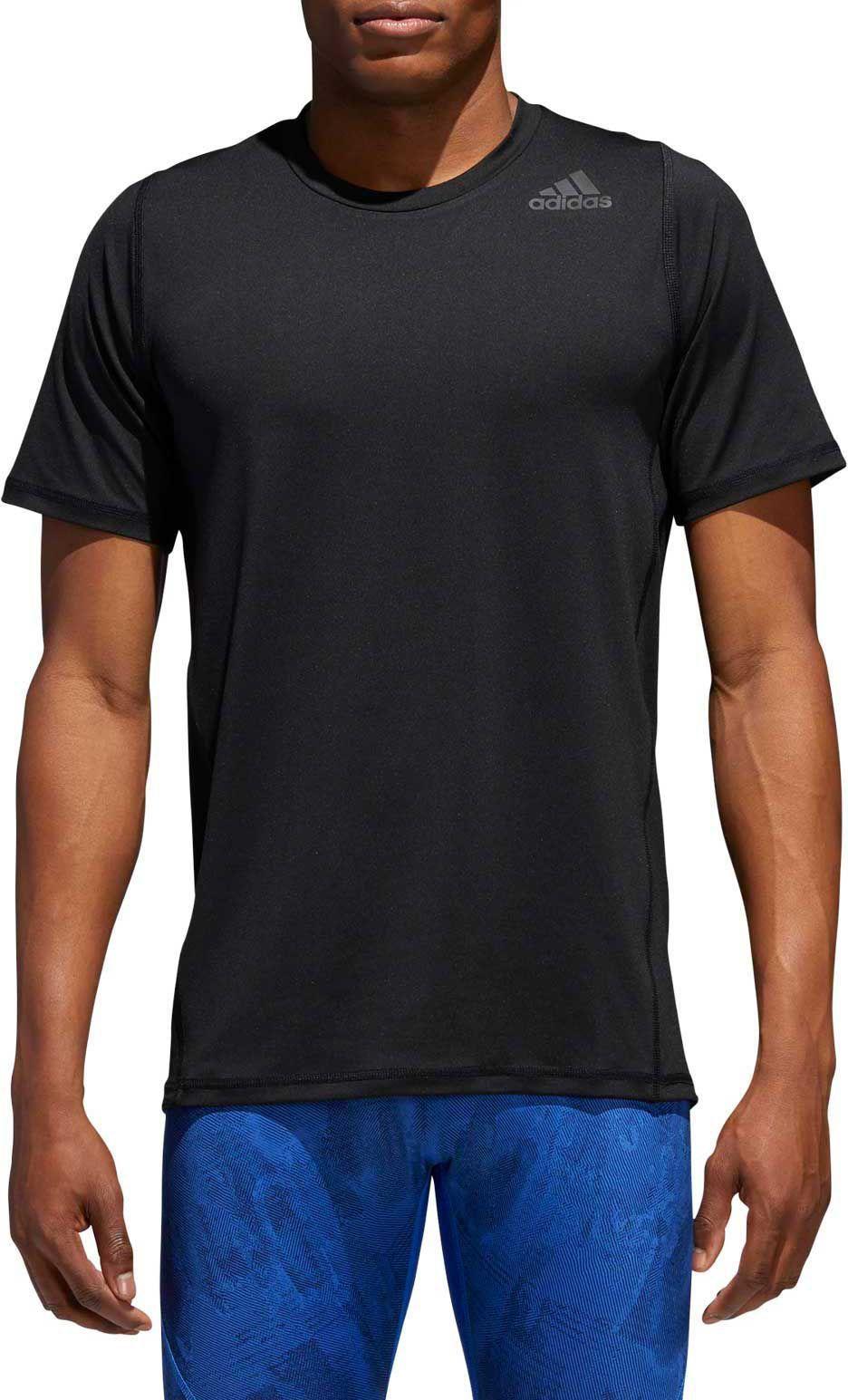e0f62d6eeb25 adidas Men s Alphaskin Sport Fitted Training T-Shirt