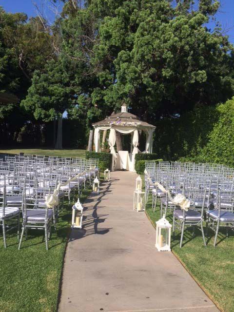 Los Angeles Outdoor Wedding Venue