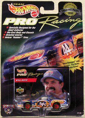 98 Hotwhweels Pro Racing 44 Kyle Petty By Mattel 5 99
