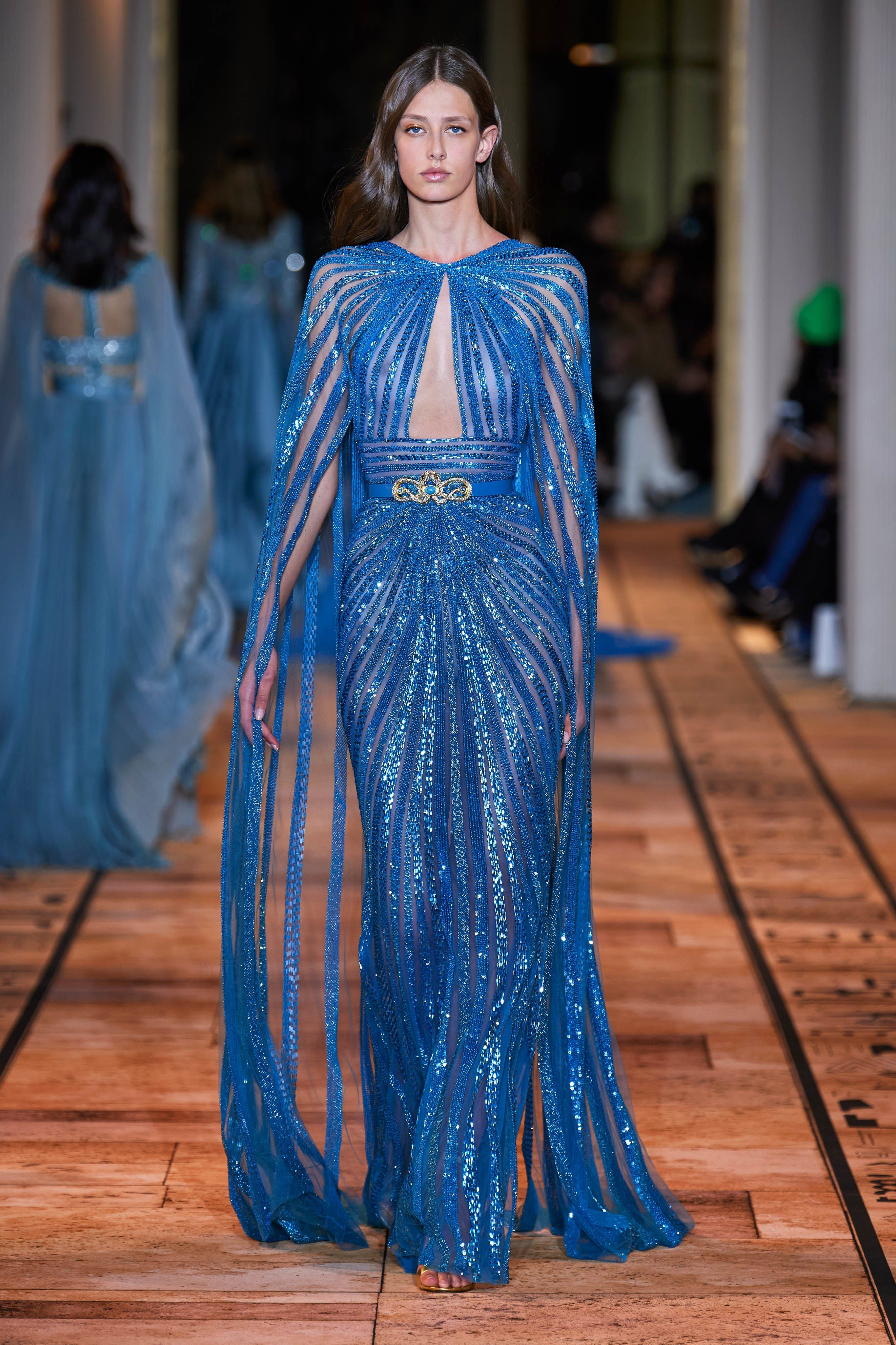 Zuhair Murad Spring 2020 Couture Collection - Vogue | Zuhair murad haute  couture, Couture collection, Couture fashion