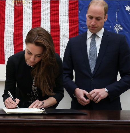"""Daily Mirror on Twitter: """"Kate and William send thoughts and prayers to victims:"""