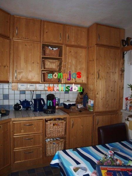 Küche #Holz #DIY #Bauen Projekte bei Mach mal Pinterest