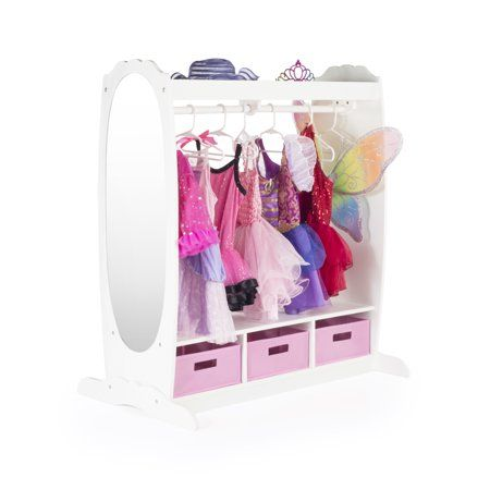 Home Dress Up Storage Fabric Storage Bins Storage Center