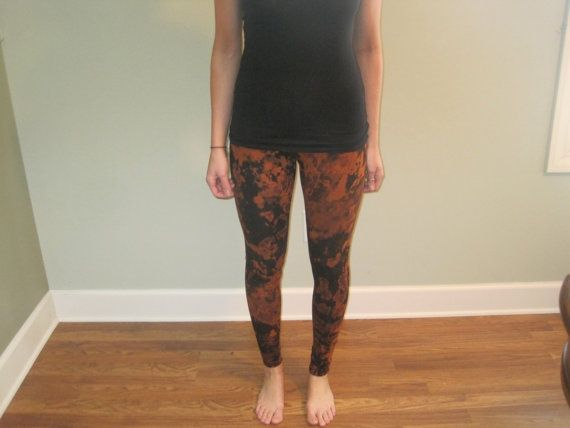 Planet Mars Leggings