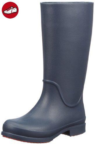 Crocband II.5 Winter Boot, Femme Bottes, Noir (Black/Smoke), 34-35 EUCrocs