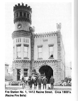 Unknown Castle - Racine, Wisconsin