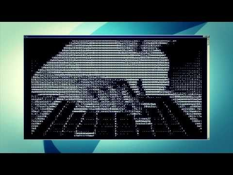 ASCII animation