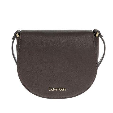 Γυναικεία τσάντα CALVIN KLEIN JEANS καφέ (1480405)  801ceea5df4