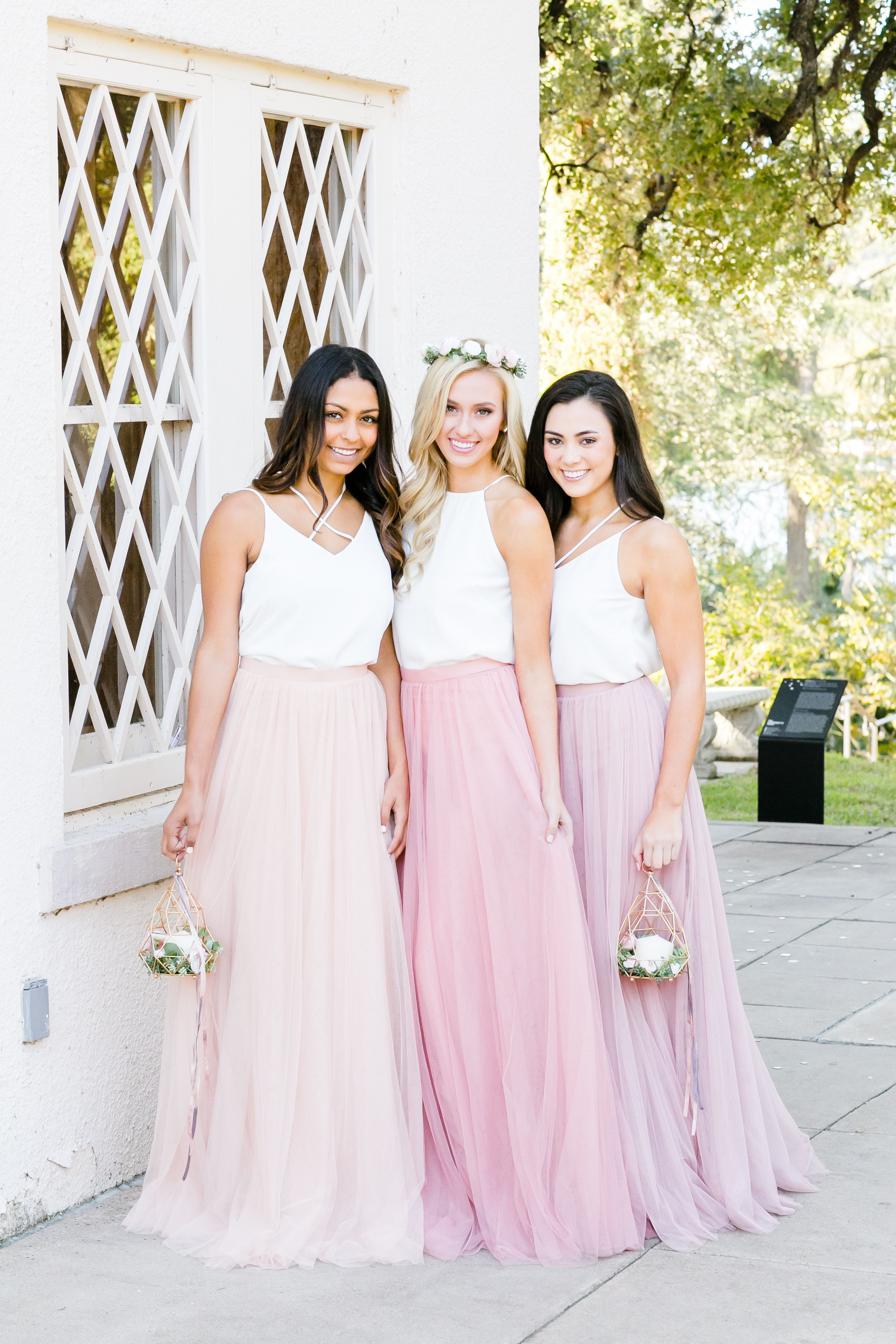 Mix And Match Revelry Bridesmaid Dresses And Separates Revelry Has A Wide Select Bridesmaid Dresses Separates Bohemian Bridesmaid Dress Bridesmaid Dresses Boho