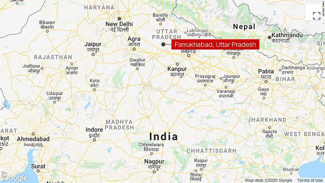 Indian man killed in police shootout after holding 23