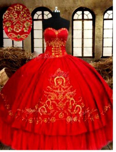 Quinceanera Dress Qspssw0551 Vestido De Quinceañera En