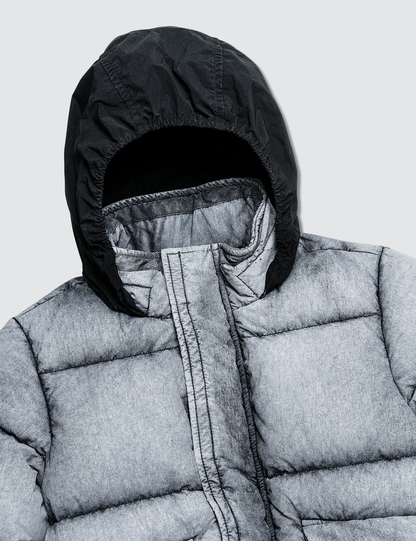 Stone Island Degrade Puffer Jacket With Packable Hoodie Kids Sponsored Kids Hoodie Puffer Jackets Jackets [ 1820 x 1400 Pixel ]