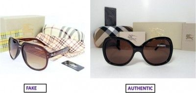 5f05a1831603 How to Spot Fake Burberry Sun Glasses | Labels & Brands | Sunglasses ...